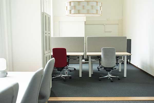 bureaux nomades