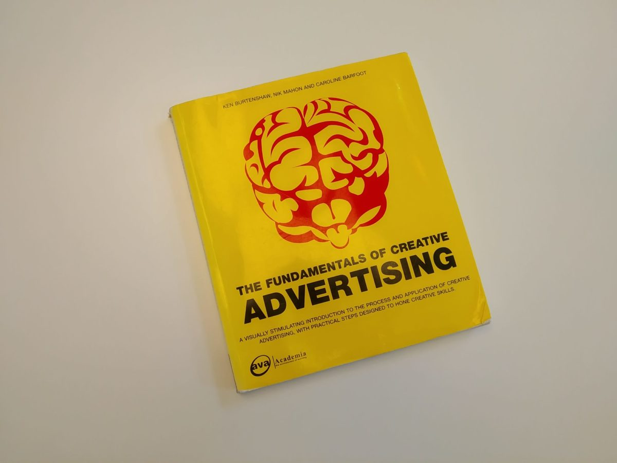 the fundamentals of creative advertising